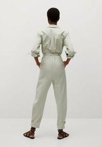 Mango - Jumpsuit - pastellgrün - 1