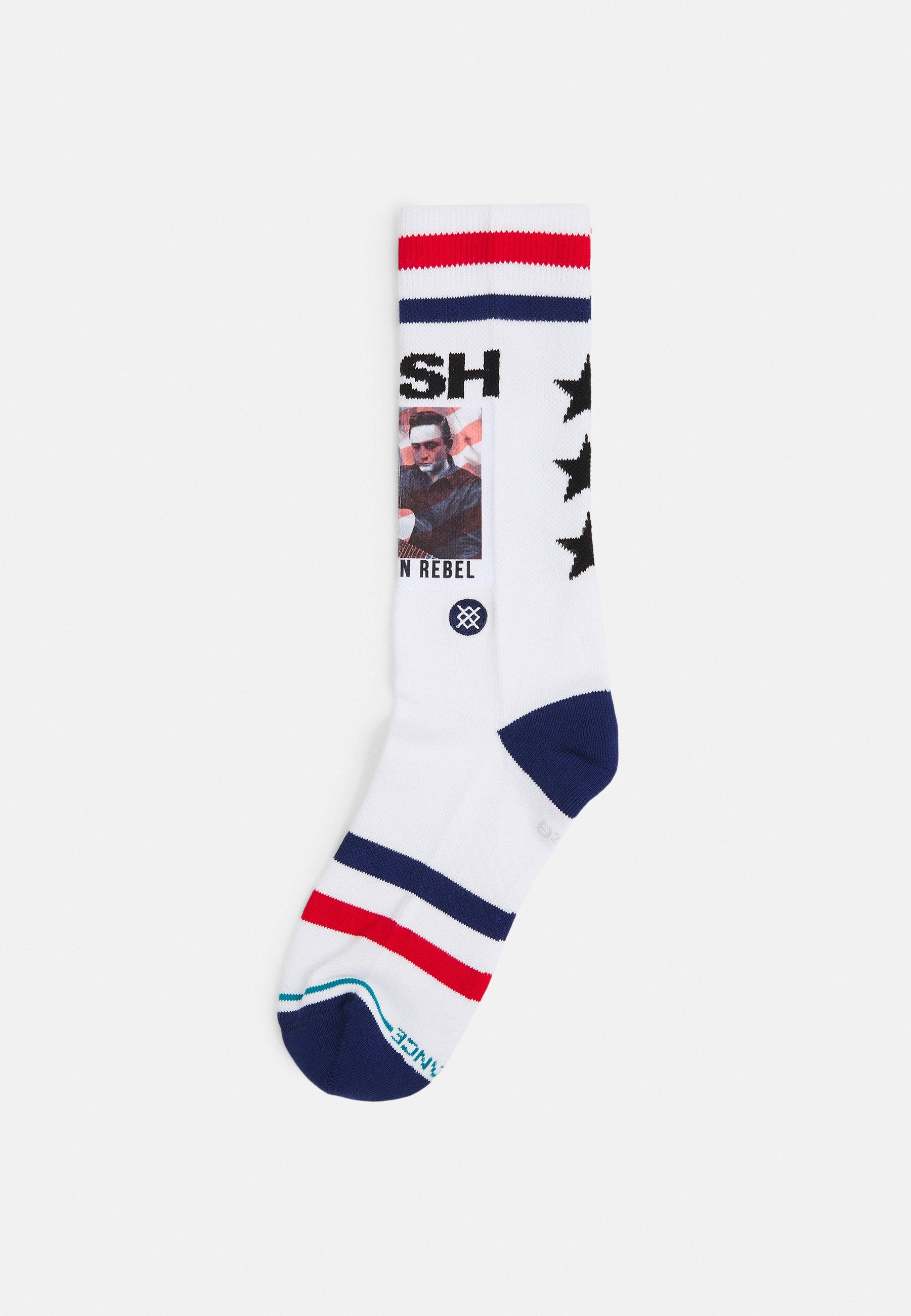 Men CASH AMERICAN REBEL - Socks