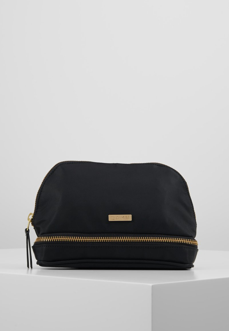 DAY Birger et Mikkelsen - DAY DOUBLE ZIP COSMETIC EXTRA - Kosmetiktasche - black