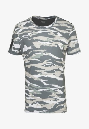 TEE - T-Shirt print - olive