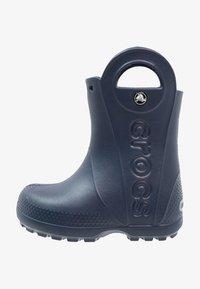Crocs - HANDLE IT RAIN BOOT KIDS - Wellies - navy - 1