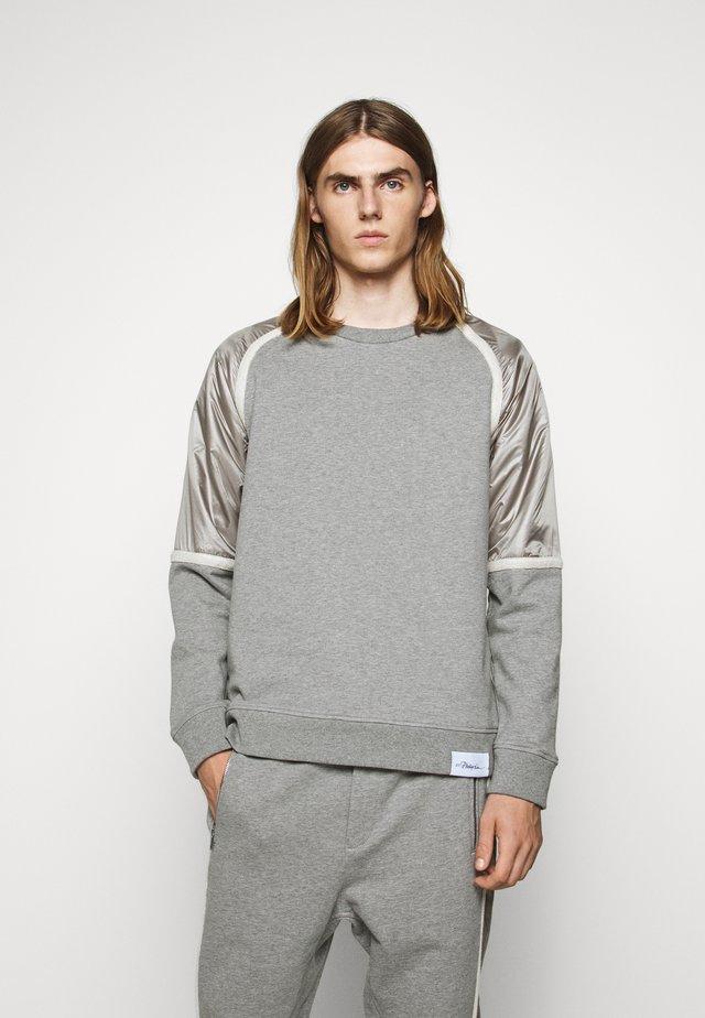 COMBO - Sweatshirt - gery melange