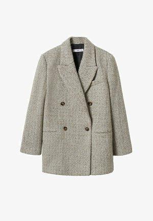 TWIN - Short coat - ecru