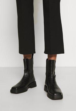 JILLIAN - Korte laarzen - black