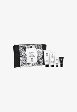 HOUSE 99 TRAVEL SET & POUCH  - Bath and body set - -
