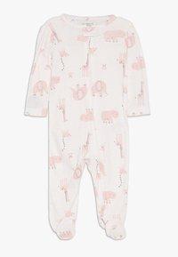 Carter's - GIRL ELLIE BABY - Pyžamo - pink - 0
