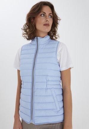 FRPAPADDING - Waistcoat - brunnera blue