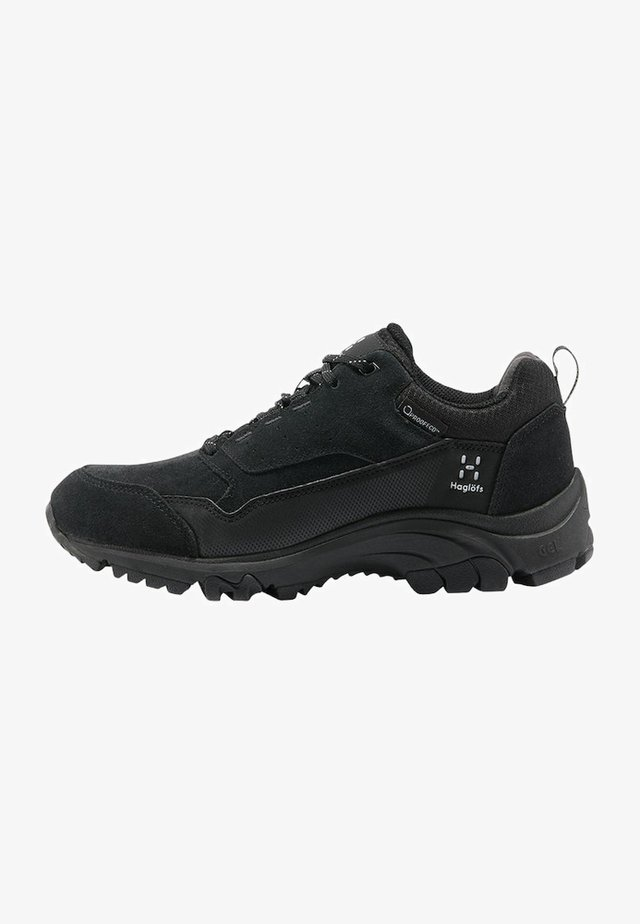 SKUTA LOW  - Hiking shoes - true black