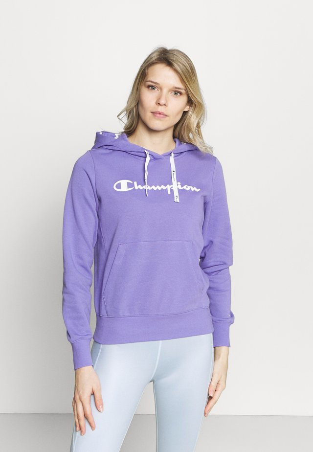 HOODED - Sweat à capuche - purple