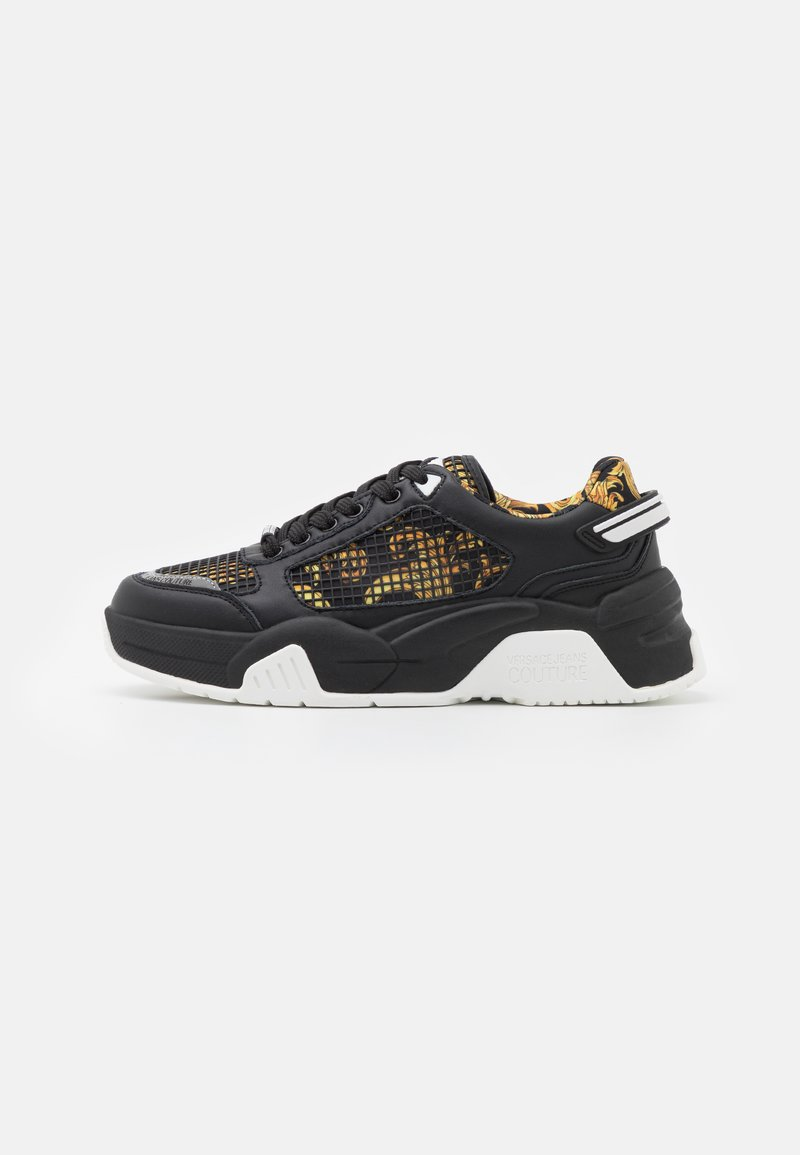 Versace Jeans Couture - Trainers - black/gold