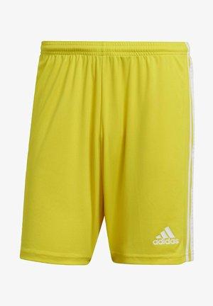 SQUADRA 21 - Sports shorts - yellow