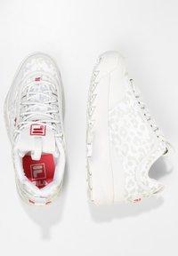 Fila - Tenisky - white leopard - 3