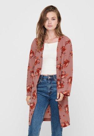 Summer jacket - burlwood