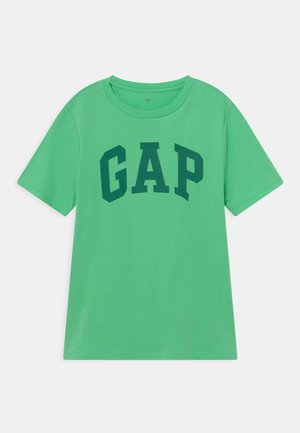 BOY ARCH - T-shirt print - cool jade