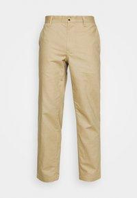 TROUSER - Pantalon classique - sand