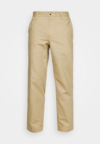 TROUSER - Trousers - sand