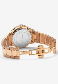 Carlheim - DIVER 40MM LINK - Montre - rose gold-green - 1