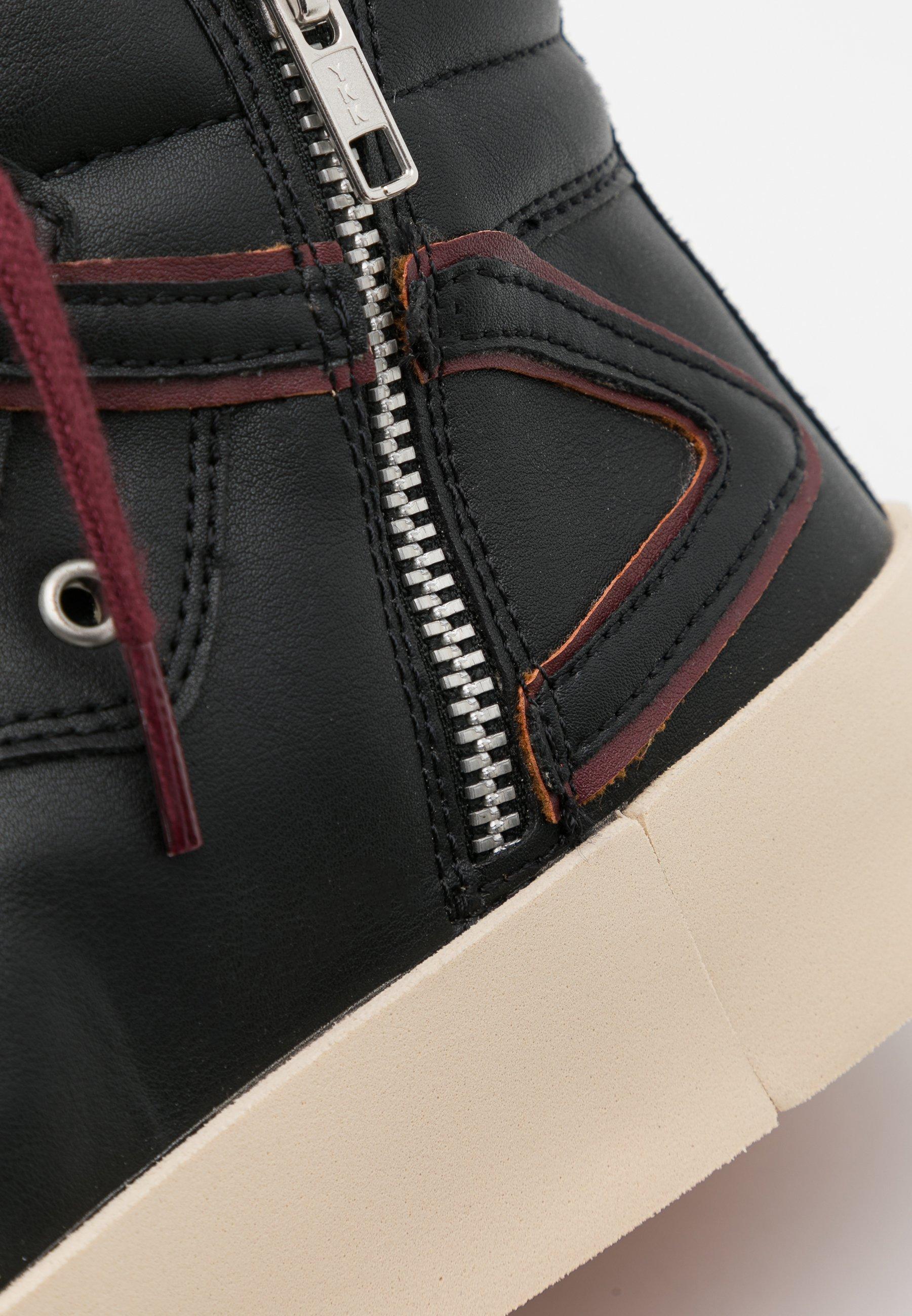 Guess Lodi Mid - Sneakers High Black