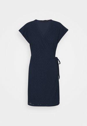VMLEAH SHORT DRESS - Kjole - navy blazer