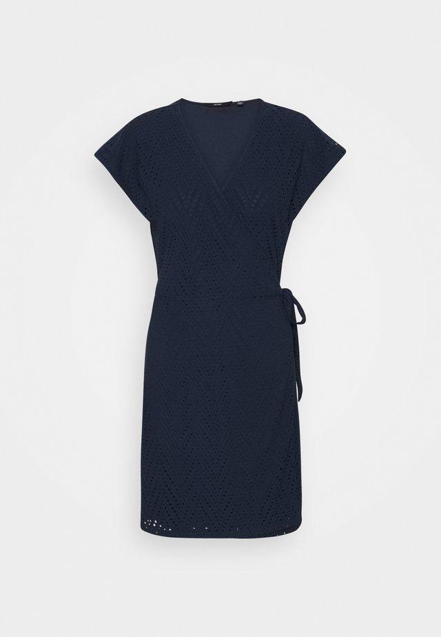 VMLEAH SHORT DRESS - Denní šaty - navy blazer