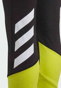 adidas Performance - PRIMEBLUE AEROREADY LEGGINGS - Leggings - black - 3
