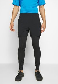 Jack & Jones Performance - JCOZRUNNING - Medias - black - 3