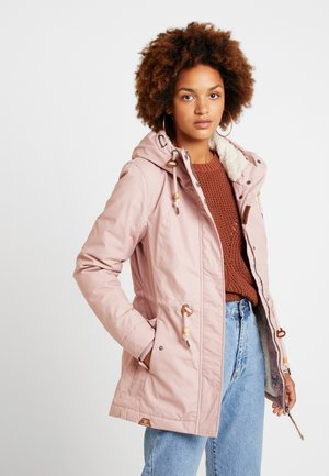 MONADIS - Parka - old pink