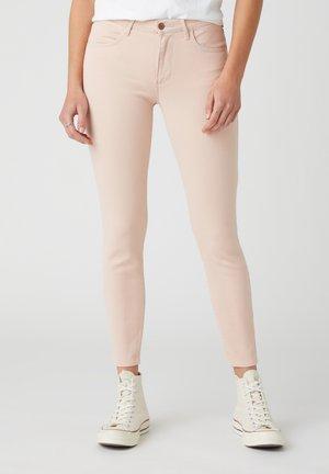 Pantalon classique - natural pink