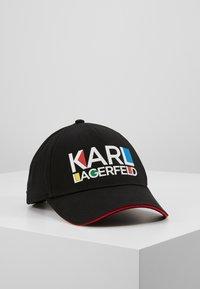 KARL LAGERFELD - Czapka z daszkiem - multi - 0