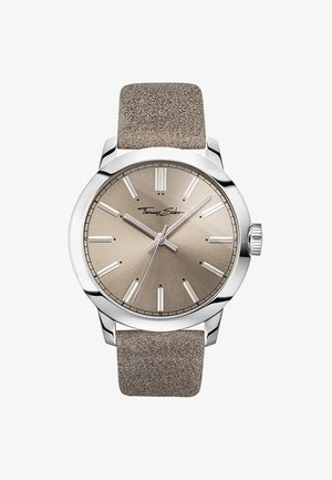 REBEL AT HEART  - Watch - silver-coloured