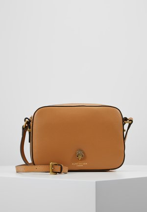RICHMOND CROSS BODY - Across body bag - camel