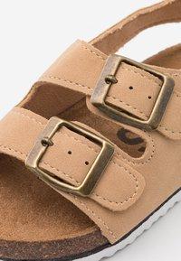 Cotton On - THEO UNISEX - Sandals - stone - 5