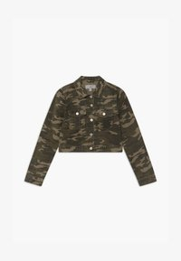 New Look 915 Generation - CAMO MALAGA  - Giacca di jeans - green - 0