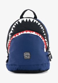 pick & PACK - SHARK - Mochila - blau - 0