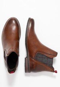 Marco Tozzi - Boots à talons - chestnut - 3
