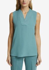 Esprit Collection - Blouse - dark turquoise - 4
