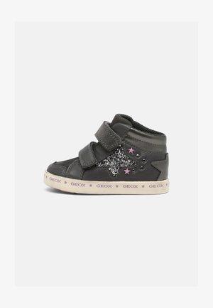 KILWI GIRL - Sneakersy wysokie - anthracite