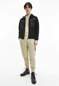 Calvin Klein Jeans - Fleece jacket - black - 1