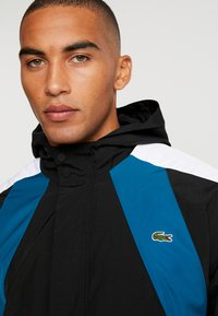 Lacoste - Summer jacket - black/illumination/white - 5