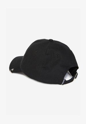 LOGO ET PIERCING - Cap - black
