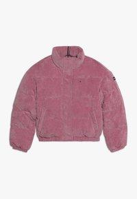 Tommy Hilfiger - BOXY PUFFER - Winter jacket - purple - 0