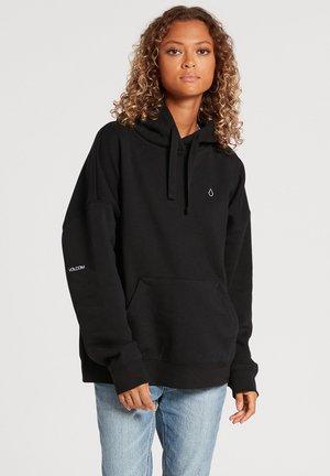 STONE HEART - Sweatshirt - black