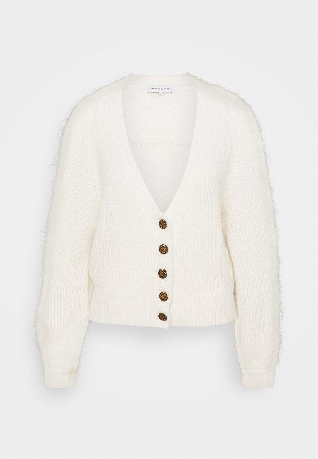 STARRY  - Cardigan - cream white