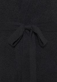 Vero Moda Curve - VMSIMONE BELT - Cardigan - black - 2