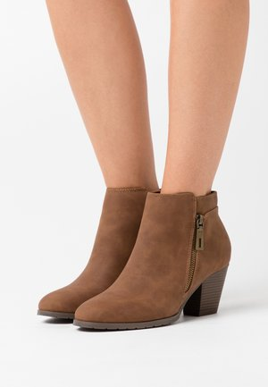 ARABELLA - Ankle boots - tan
