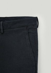 Massimo Dutti - Chinos - blue-black denim - 3