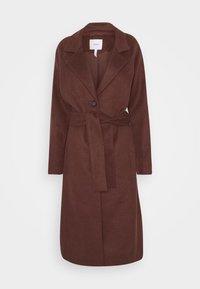 Object Tall - OBJLENA COAT - Classic coat - chicory coffee - 4