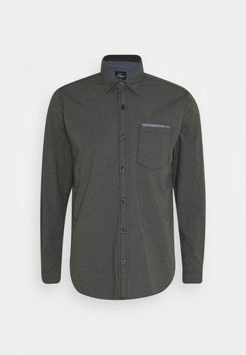 LANGARM - Shirt - black