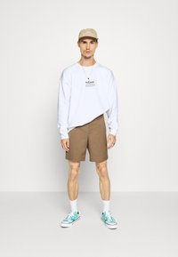Topman - STOCKHOLM HERITAGE PRINT - Sweater - white - 1