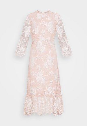 VIKRISA 3/4 MIDI DRESS - Cocktail dress / Party dress - rose smoke